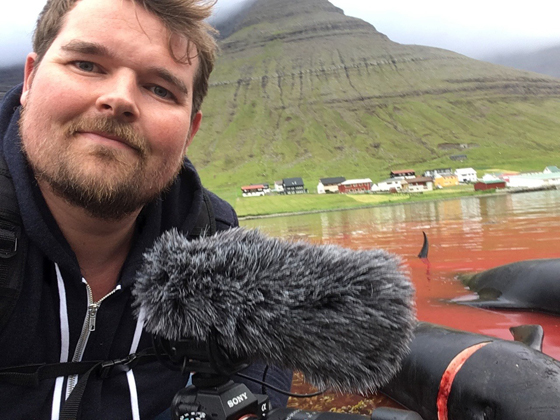 Ireland Wildlife Film Festival 2019 - Niels Christian Askholm - The Grind Message