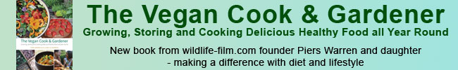 The Vegan Cook & Gardener